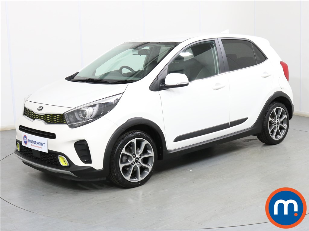 KIA Picanto X-Line - Stock Number 1099252 Passenger side front corner