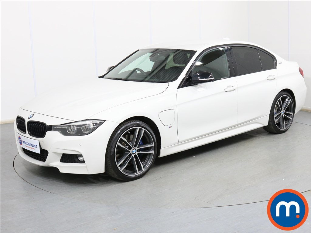 BMW 3 Series M Sport Shadow Edition - Stock Number 1102046 Passenger side front corner