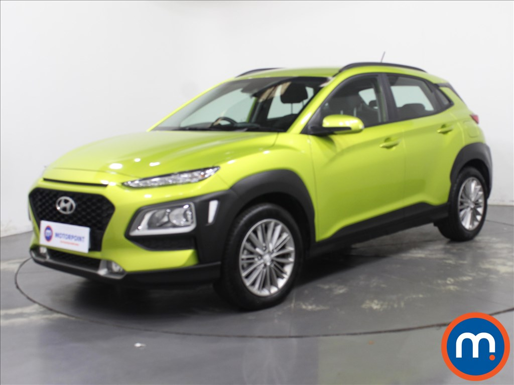 Hyundai Kona SE - Stock Number 1097159 Passenger side front corner