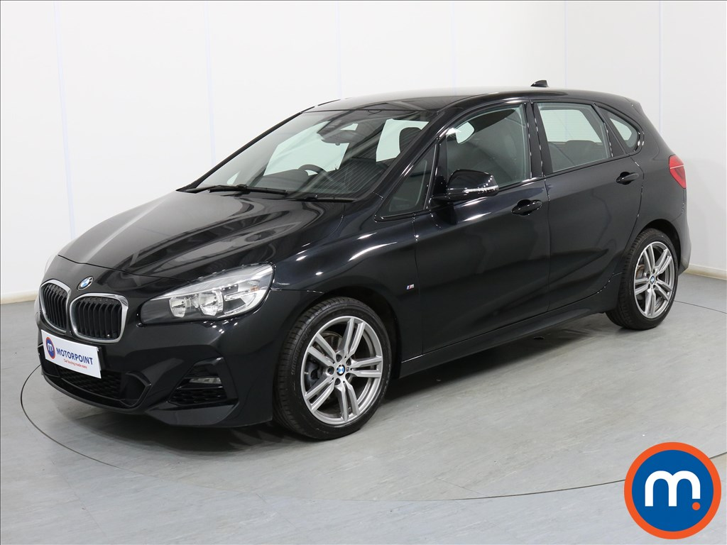 BMW 2 Series M Sport - Stock Number 1096119 Passenger side front corner