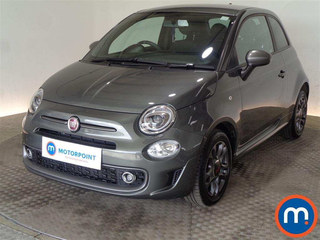Fiat 500 S - Stock Number 1098491 Passenger side front corner