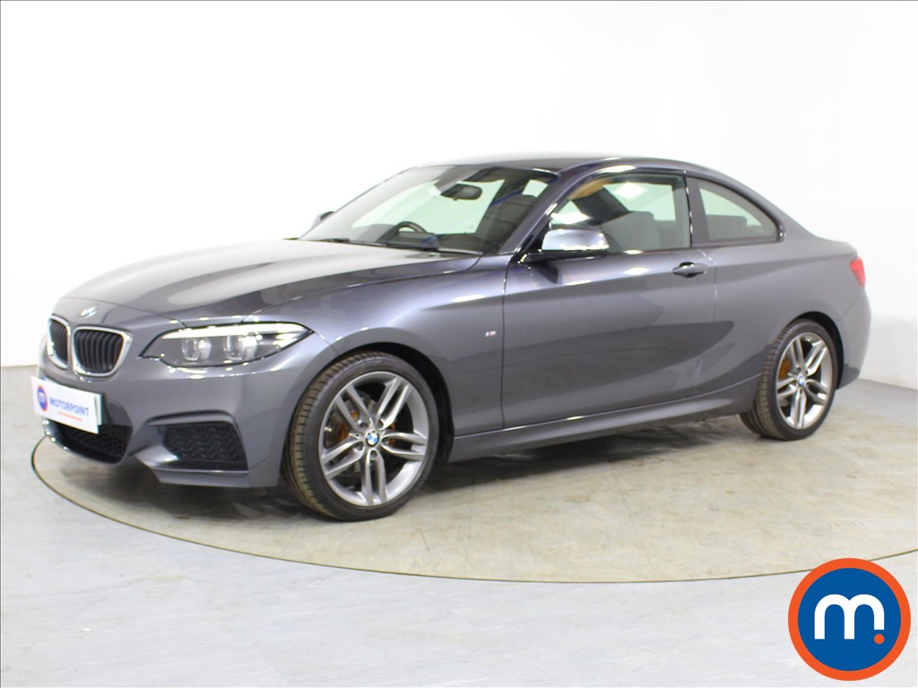 BMW 2 Series M Sport - Stock Number 1097045 Passenger side front corner