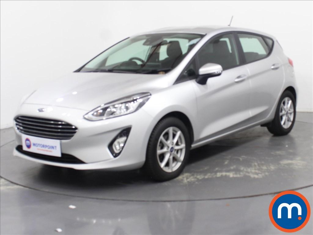 Ford Fiesta Zetec - Stock Number 1065464 Passenger side front corner