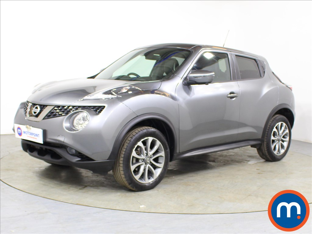 Nissan Juke Tekna - Stock Number 1100664 Passenger side front corner