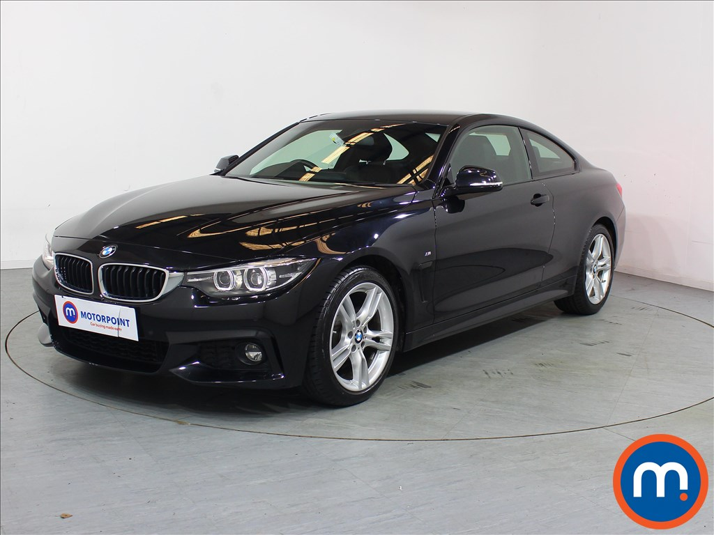 BMW 4 Series M Sport - Stock Number 1099852 Passenger side front corner