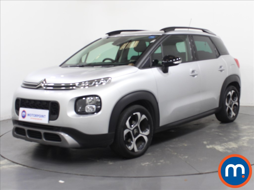 Citroen C3 Aircross Flair - Stock Number 1102903 Passenger side front corner