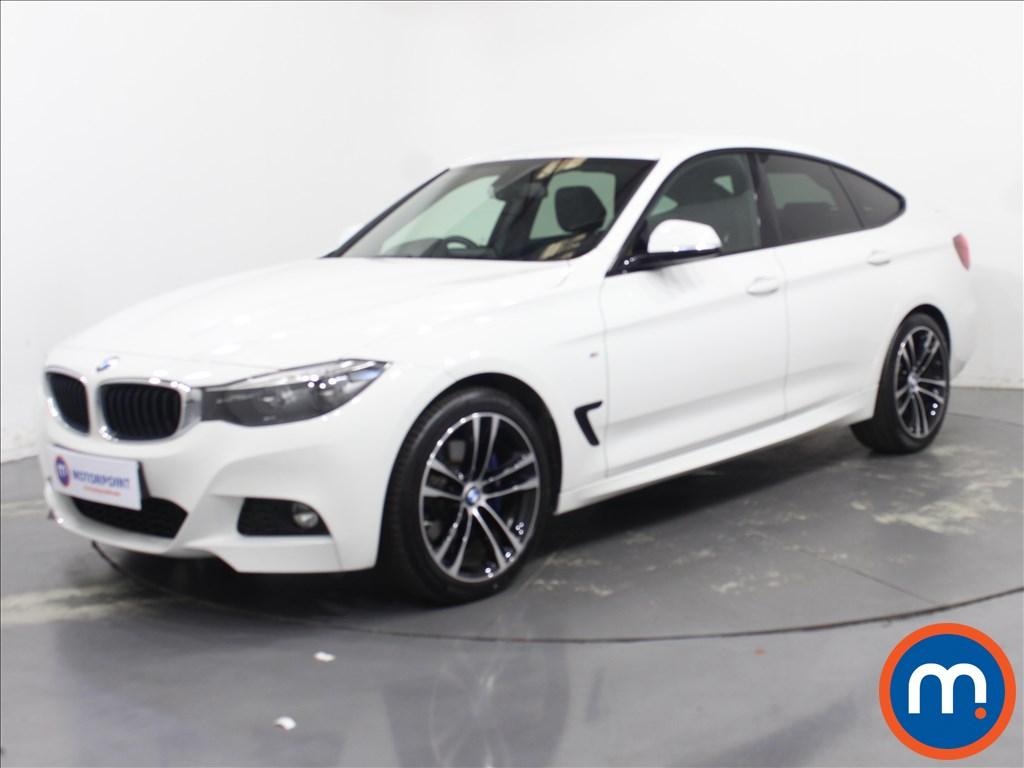 BMW 3 Series M Sport - Stock Number 1100313 Passenger side front corner