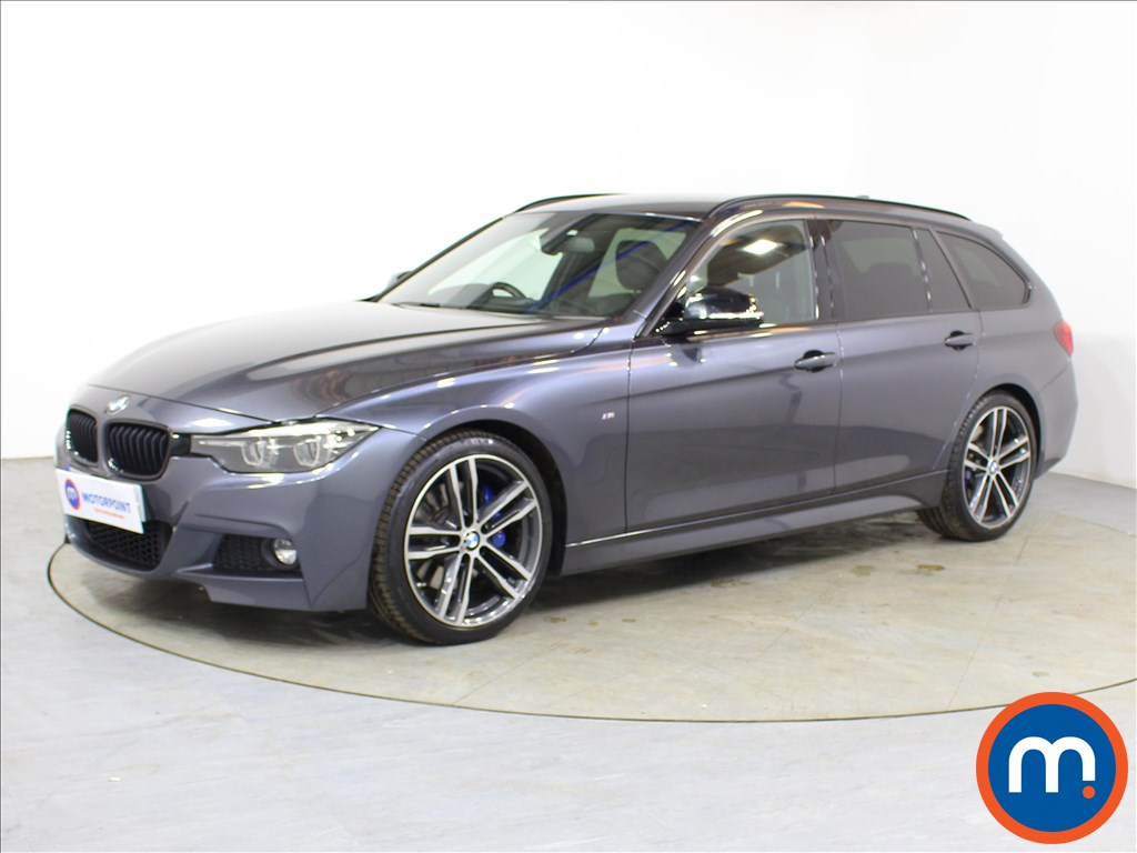 BMW 3 Series M Sport Shadow Edition - Stock Number 1096882 Passenger side front corner