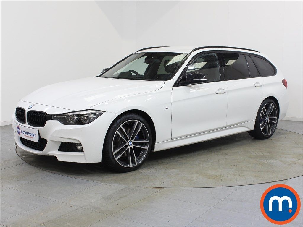 BMW 3 Series M Sport Shadow Edition - Stock Number 1100400 Passenger side front corner