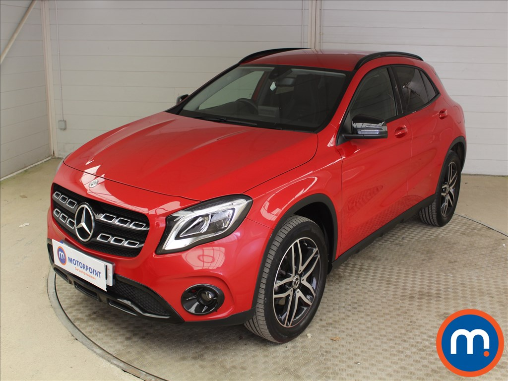 Mercedes-Benz Gla Class Urban Edition - Stock Number 1101766 Passenger side front corner