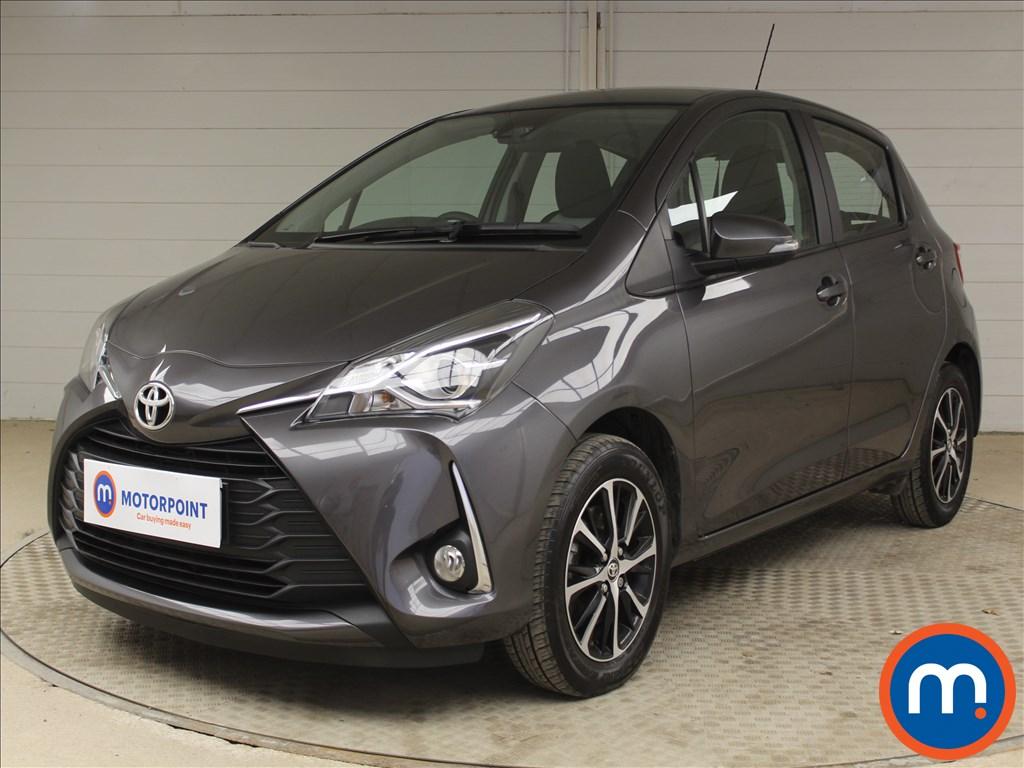 Toyota Yaris Icon Tech - Stock Number 1101057 Passenger side front corner