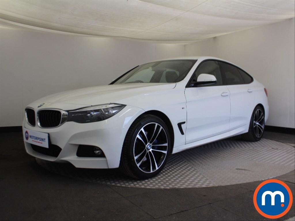 BMW 3 Series M Sport - Stock Number 1101183 Passenger side front corner