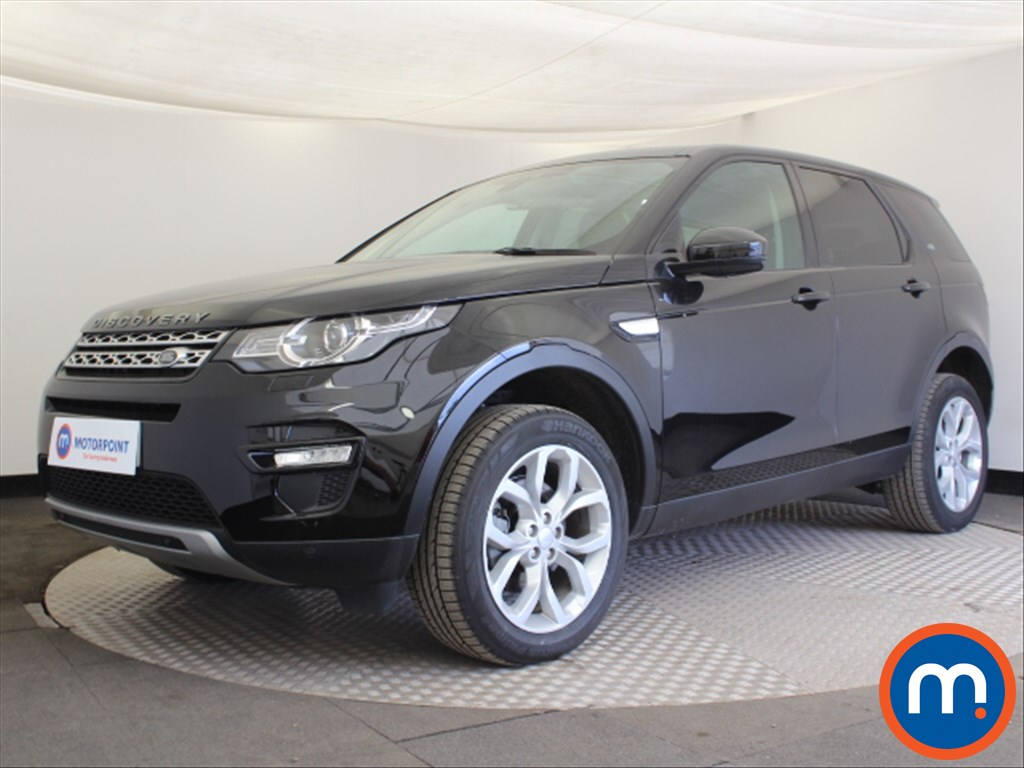 Land Rover Discovery Sport HSE - Stock Number 1096826 Passenger side front corner