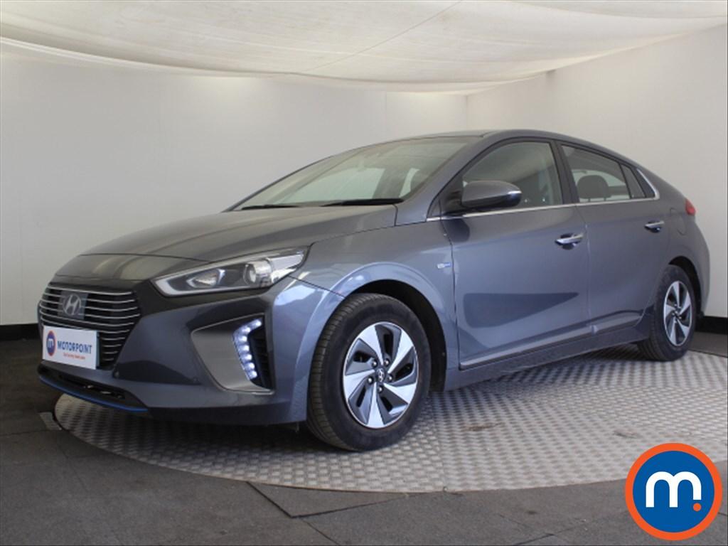 Hyundai Ioniq Premium SE - Stock Number 1087847 Passenger side front corner
