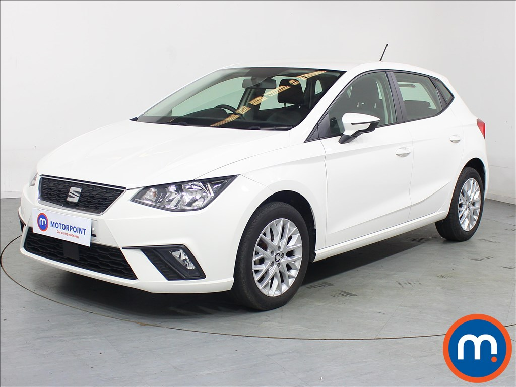 Seat Ibiza SE Technology - Stock Number 1097515 Passenger side front corner