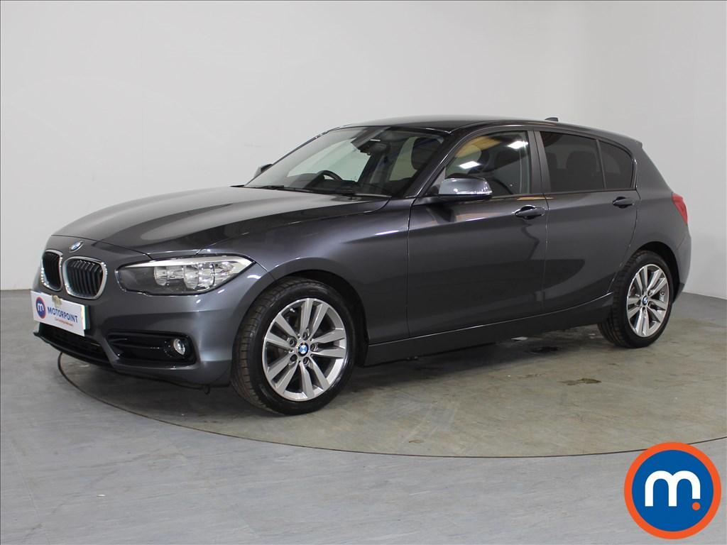 BMW 1 Series Sport - Stock Number 1097951 Passenger side front corner