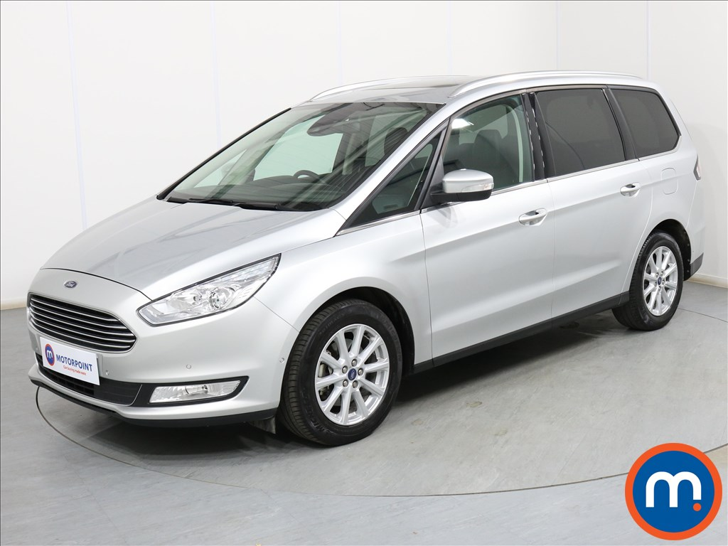 Ford Galaxy Titanium X - Stock Number 1101999 Passenger side front corner