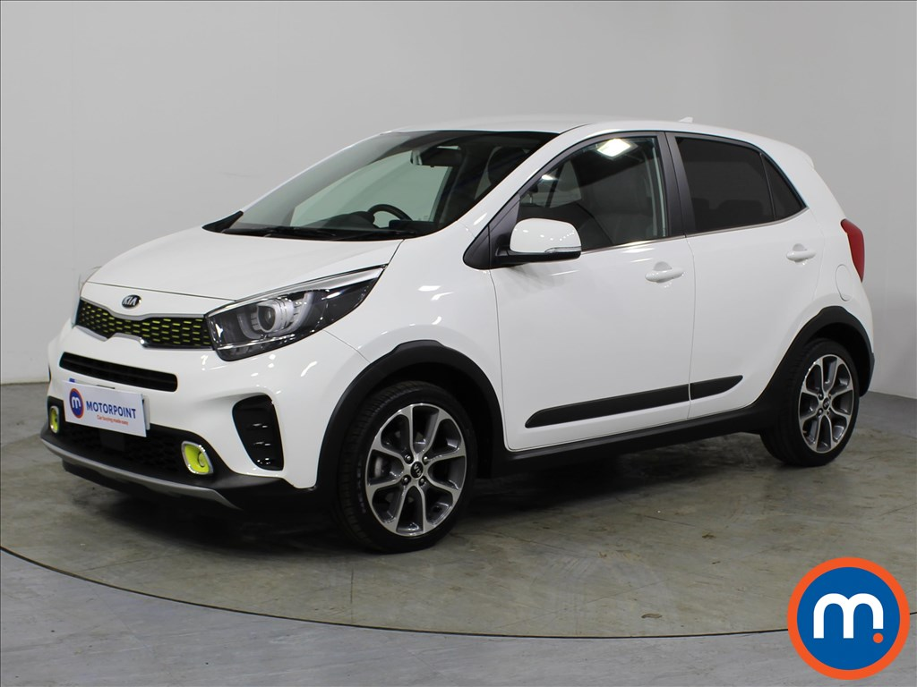 KIA Picanto X-Line - Stock Number 1098910 Passenger side front corner