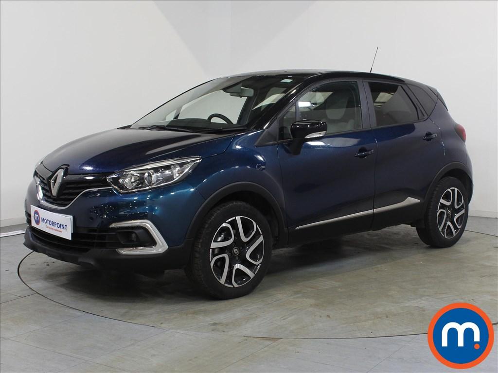 Renault Captur Iconic - Stock Number 1100961 Passenger side front corner