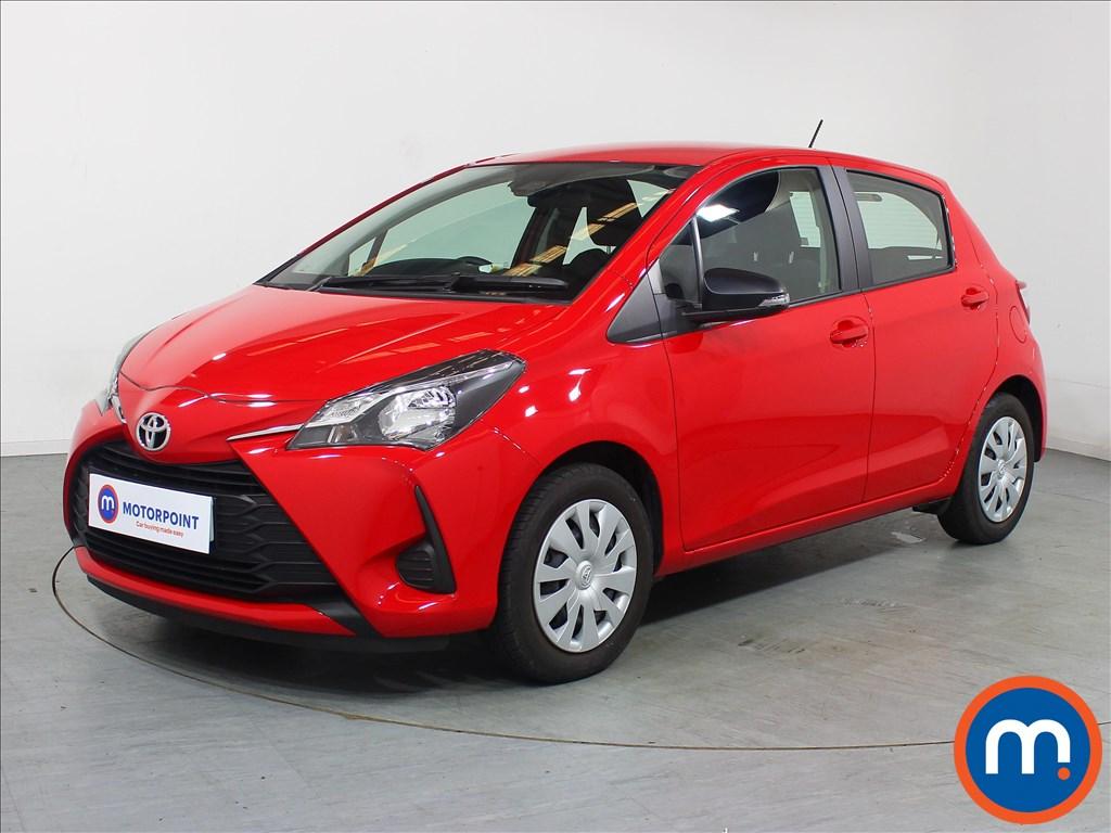 Toyota Yaris Active - Stock Number 1098844 Passenger side front corner