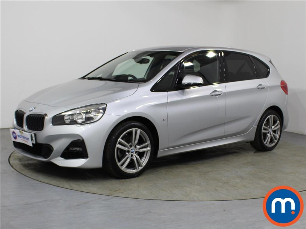 BMW 2 Series M Sport - Stock Number 1096698 Passenger side front corner