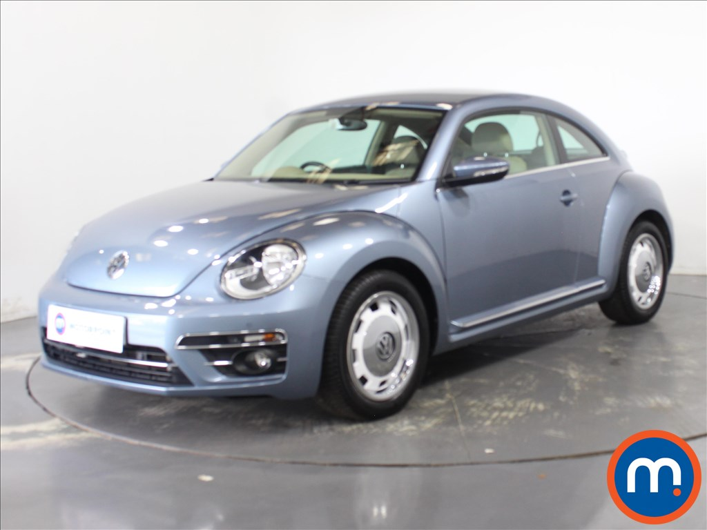 Volkswagen Beetle Design - Stock Number 1094642 Passenger side front corner