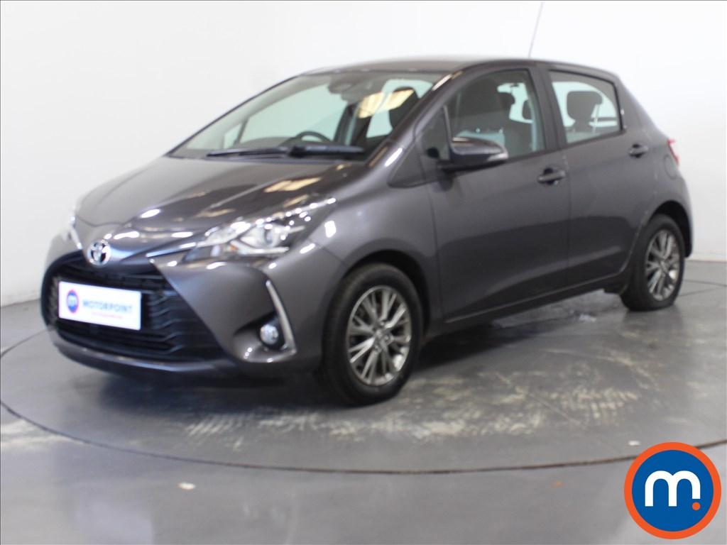Toyota Yaris Icon - Stock Number 1101092 Passenger side front corner