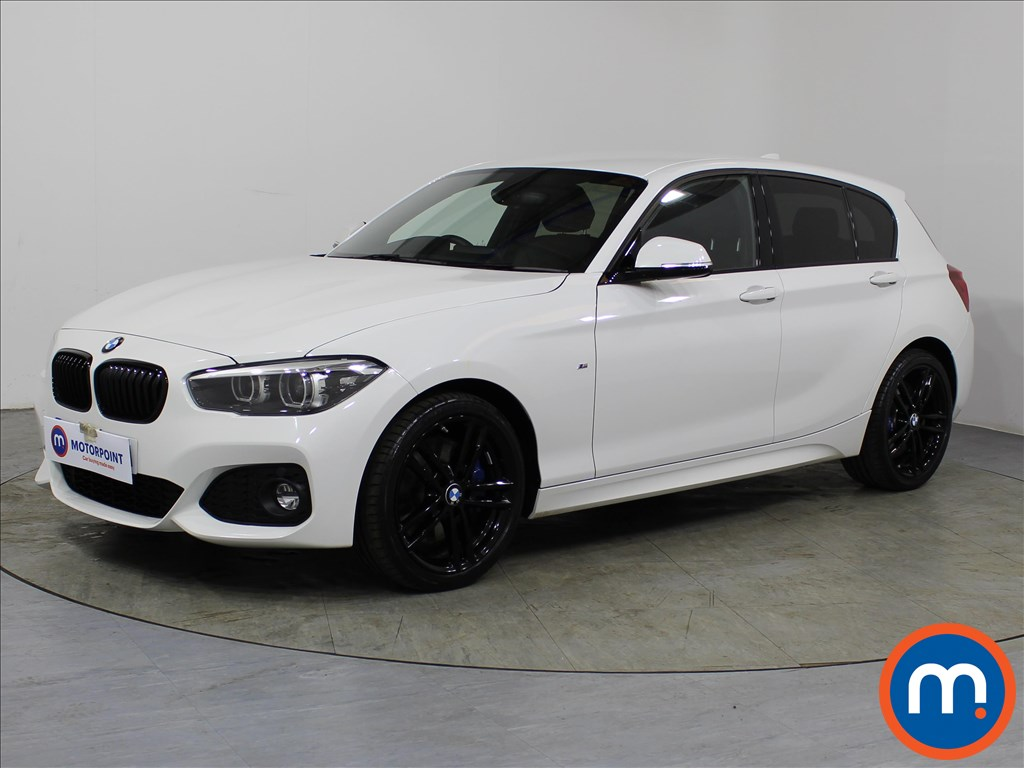 BMW 1 Series M Sport Shadow Edition - Stock Number 1087235 Passenger side front corner