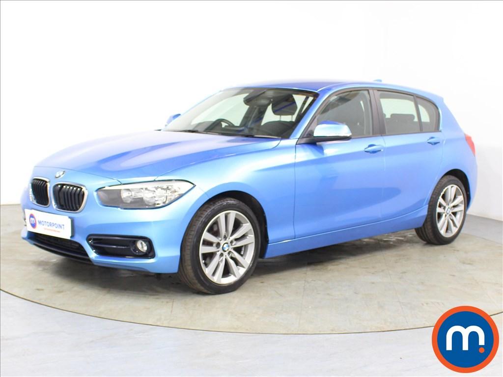 BMW 1 Series Sport - Stock Number 1099433 Passenger side front corner