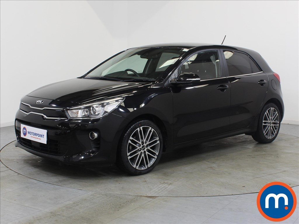 KIA RIO First Edition - Stock Number 1101404 Passenger side front corner