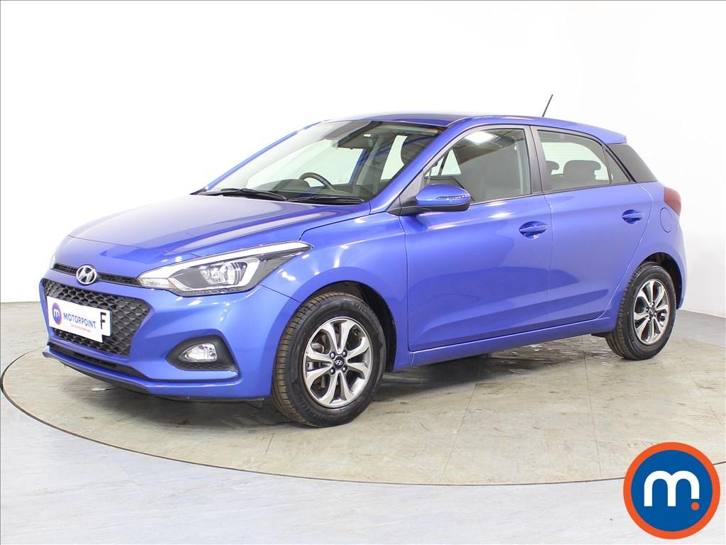 Hyundai I20 SE - Stock Number 1099560 Passenger side front corner