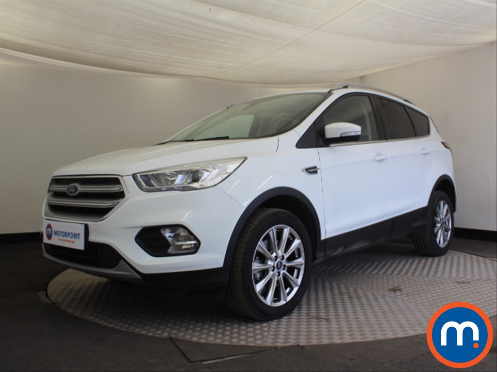 Ford Kuga Titanium Edition - Stock Number 1101030 Passenger side front corner