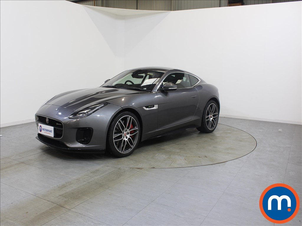 Jaguar F-Type R-Dynamic - Stock Number 1100620 Passenger side front corner