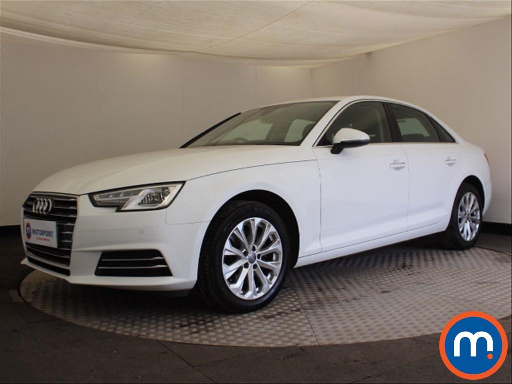 Audi A4 SE - Stock Number 1099814 Passenger side front corner