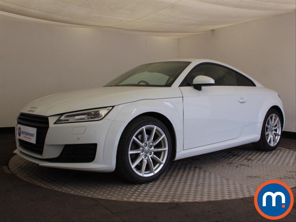 Audi TT Sport - Stock Number 1099788 Passenger side front corner