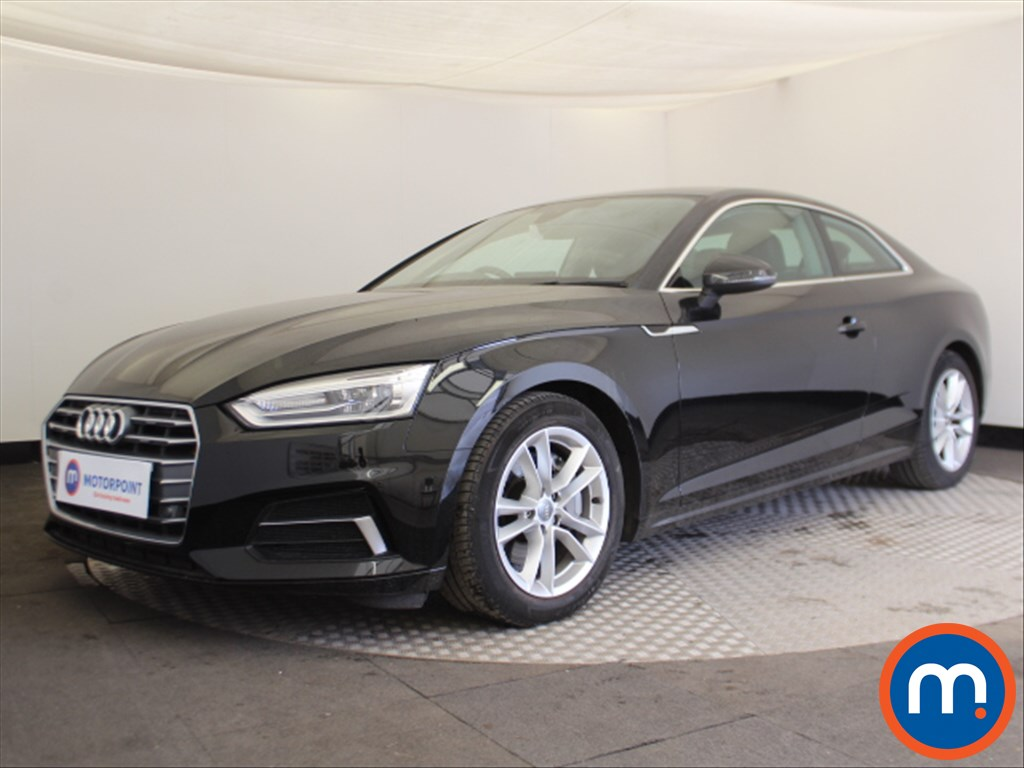 Audi A5 Sport - Stock Number 1099926 Passenger side front corner