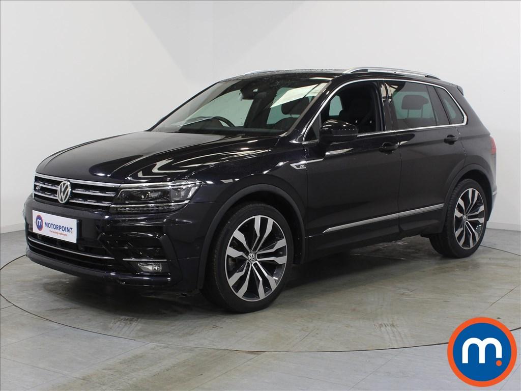 Volkswagen Tiguan R Line Tech - Stock Number 1097550 Passenger side front corner