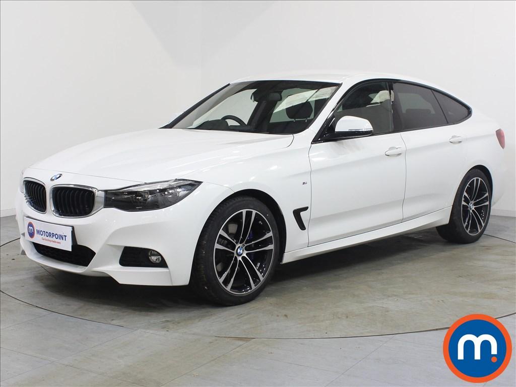 BMW 3 Series M Sport - Stock Number 1100391 Passenger side front corner