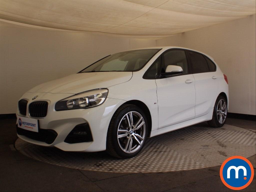 BMW 2 Series M Sport - Stock Number 1096696 Passenger side front corner