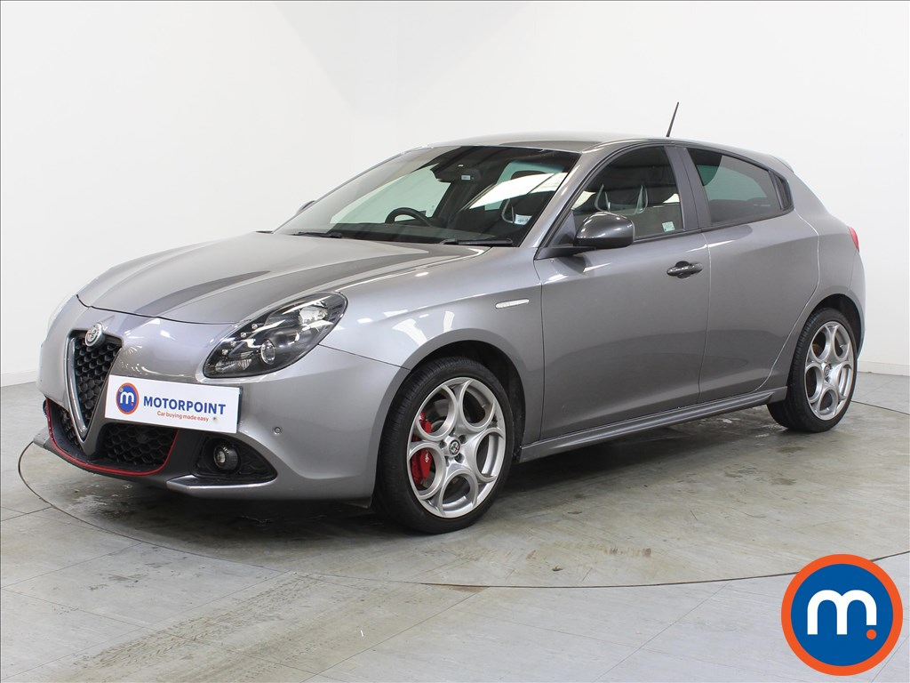 Alfa Romeo Giulietta Speciale - Stock Number 1097018 Passenger side front corner