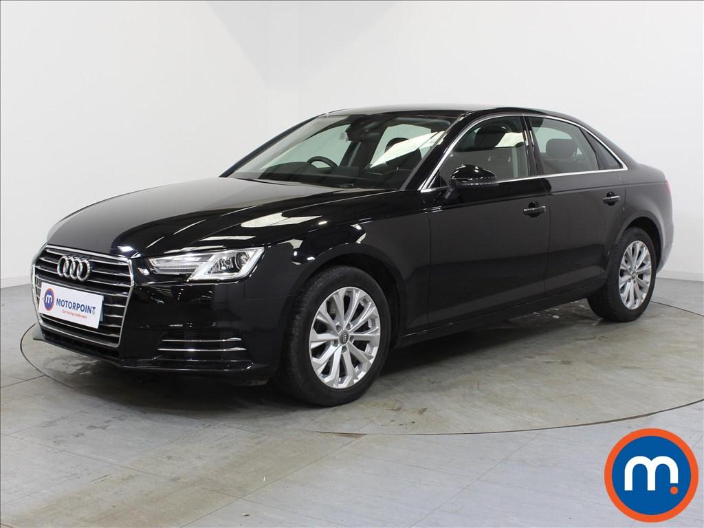 Audi A4 SE - Stock Number 1096129 Passenger side front corner