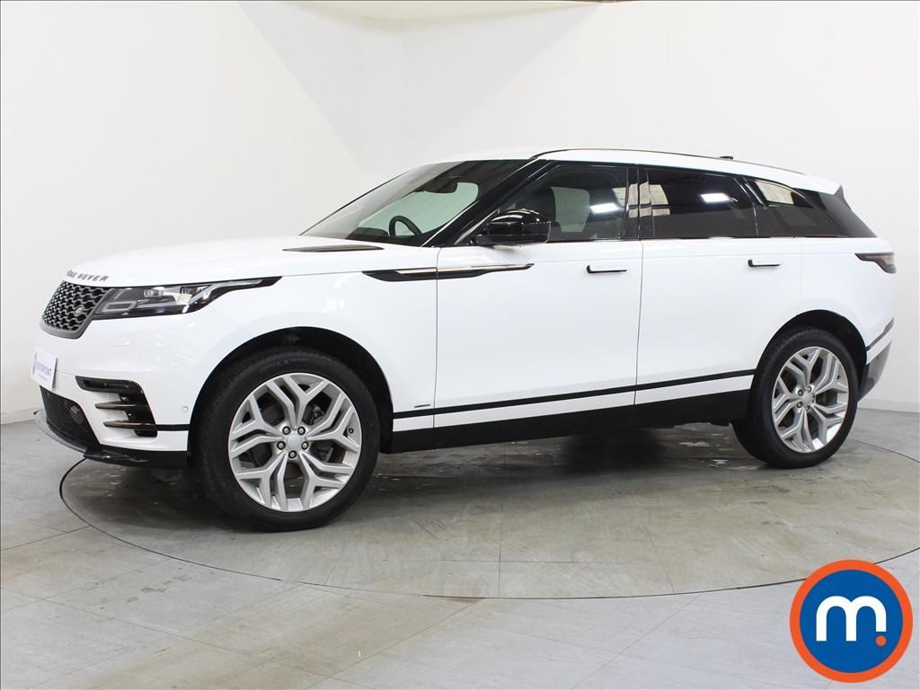 Land Rover Range Rover Velar R-Dynamic HSE - Stock Number 1087947 Passenger side front corner