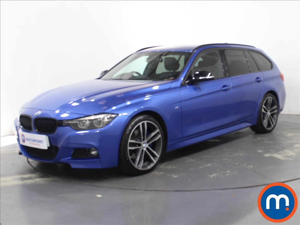 BMW 3 Series M Sport Shadow Edition - Stock Number 1096860 Passenger side front corner
