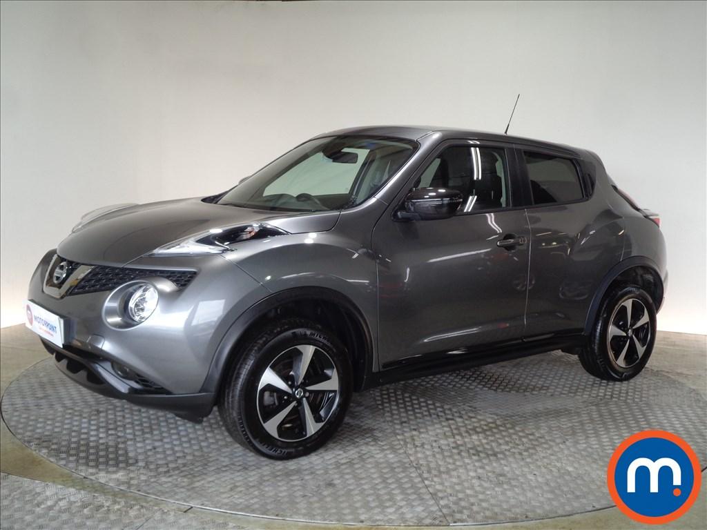 Nissan Juke Bose Personal Edition - Stock Number 1101019 Passenger side front corner