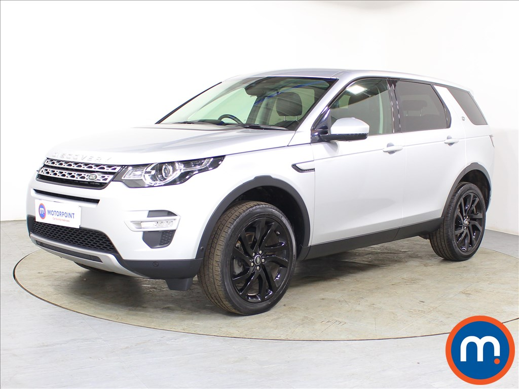 Land Rover Discovery Sport HSE Luxury - Stock Number 1097237 Passenger side front corner