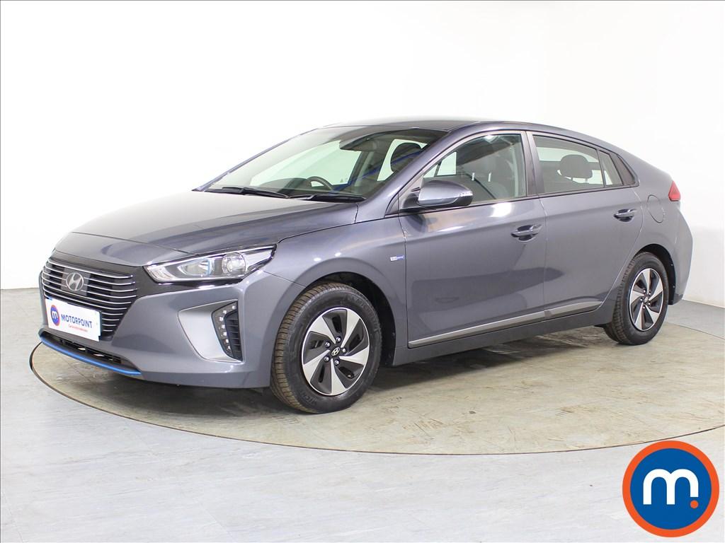 Hyundai Ioniq SE - Stock Number 1087977 Passenger side front corner