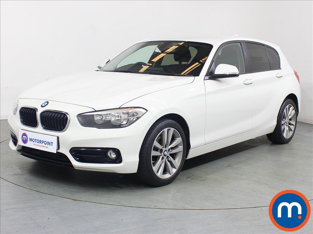 BMW 1 Series Sport - Stock Number 1097519 Passenger side front corner
