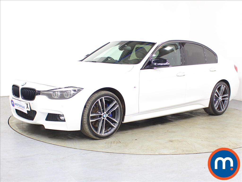 BMW 3 Series M Sport Shadow Edition - Stock Number 1098654 Passenger side front corner