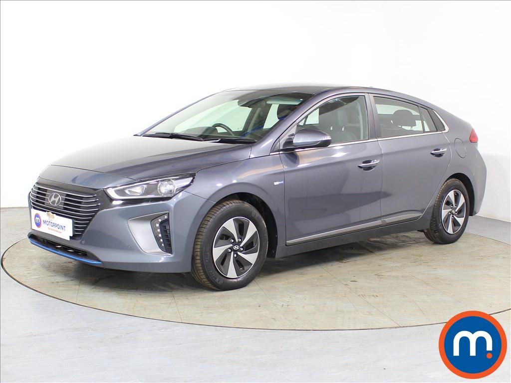 Hyundai Ioniq Premium SE - Stock Number 1087829 Passenger side front corner