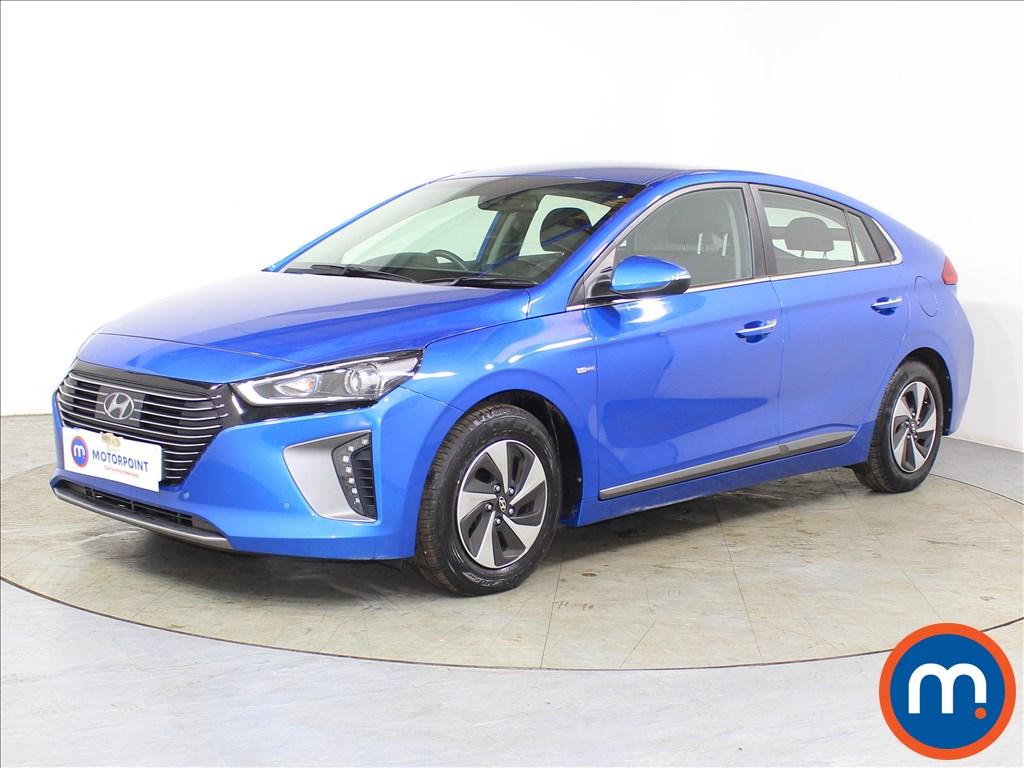 Hyundai Ioniq Premium SE - Stock Number 1087837 Passenger side front corner